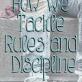 Rules and Discipline. How expectations and guidance can help more than punishment