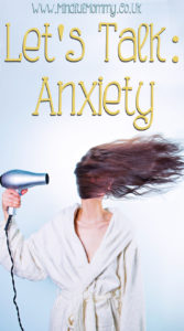 Let's Talk: Anxiety Disorders