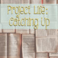 What is Project Life? How does it work and how do you get caught up and started?