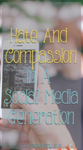 Hate and Compassion
